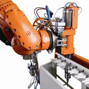 抛光打磨机器人