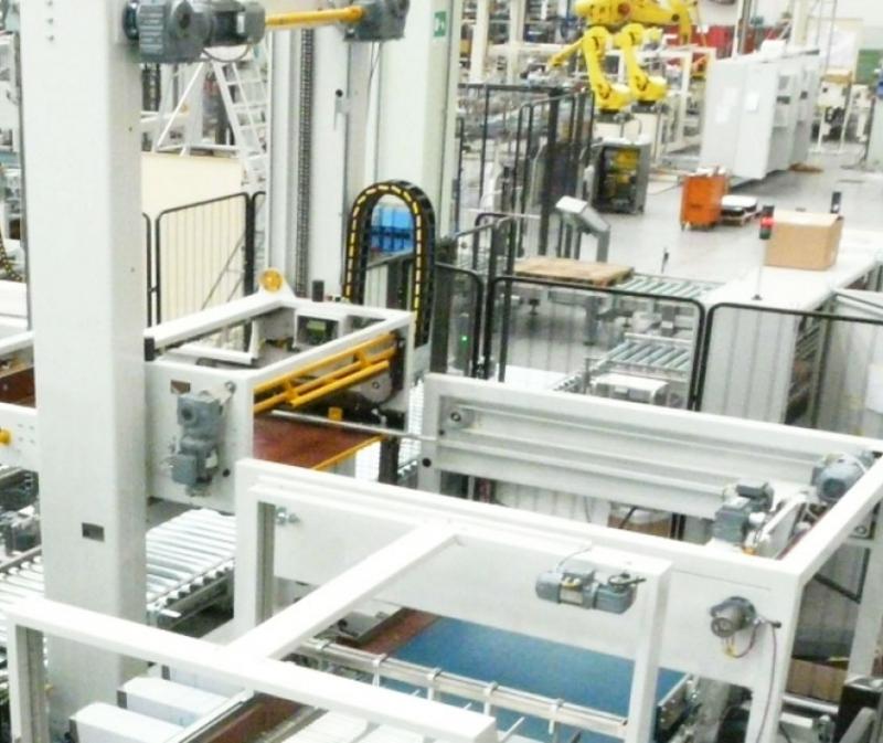 江西自动化生产线